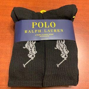 Brand New ! Polo Ralph Lauren Socks